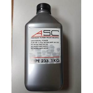 Тонер HP ASC type 233